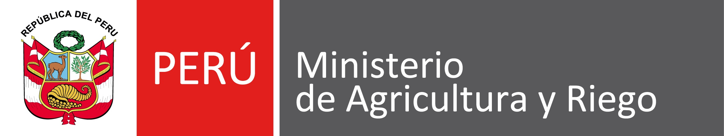Ministerios Agricultura y Riego